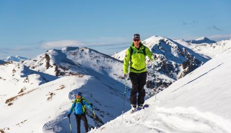 Ski tours and Freeride